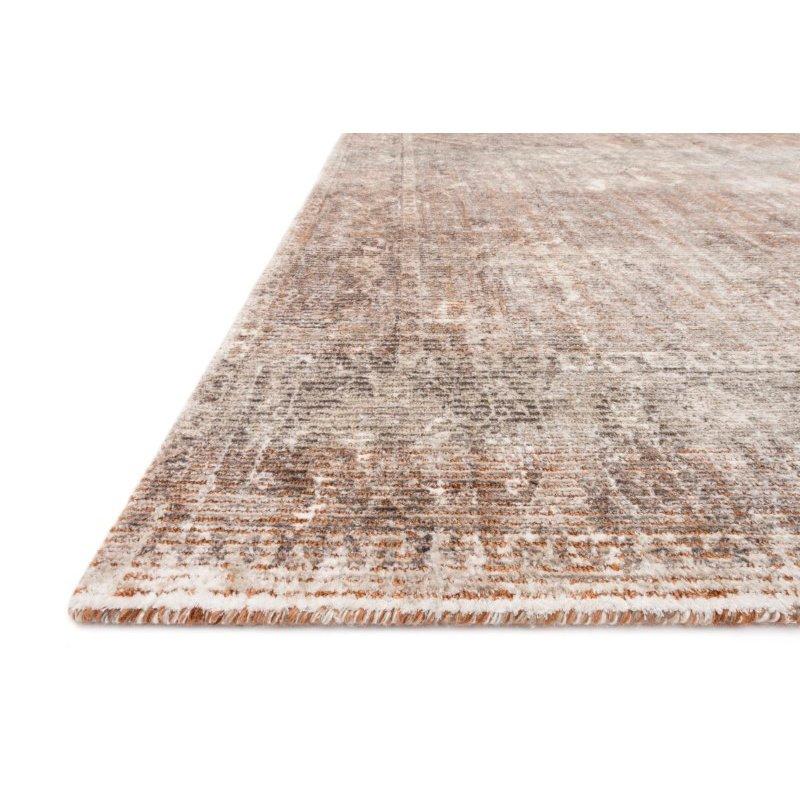 Loloi Rumi RUM-02 Traditional 12' x 15' Rectangle Rug in Clay and Stone (RUMIRUM-02CGSNC0F0)