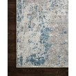 """Loloi Sienne SIE-01 Contemporary Power Loomed 9' 2"""" x 12' Rectangle Rug in Dove and Ocean (SIENSIE-01DVOC92C0)"""