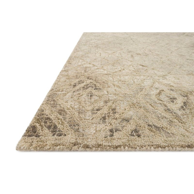 "Loloi Simone SIM-01 Contemporary 5' x 7' 6"" Rectangle Rug in Sand (SIMOSIM-01SA005076)"