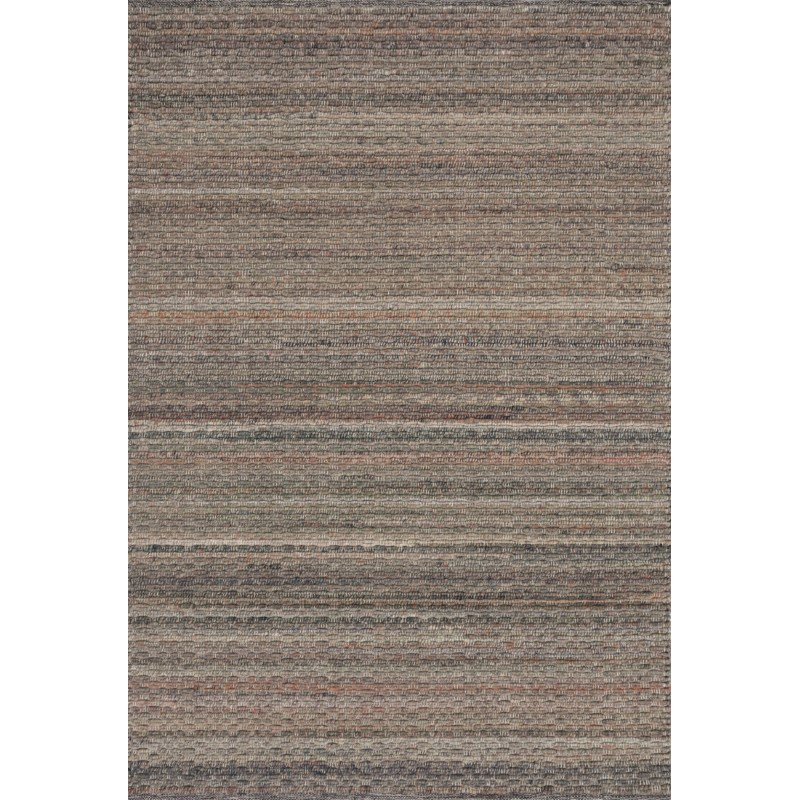 "Loloi Stokholm STK-01 Contemporary Hand Loomed 5' x 7' 6"" Rectangle Rug in Multi (STOKSTK-01ML005076)"