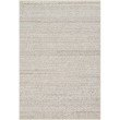 """Loloi Stokholm STK-01 Contemporary Hand Loomed 7' 9"""" x 9' 9"""" Rectangle Rug in Ivory (STOKSTK-01IV007999)"""
