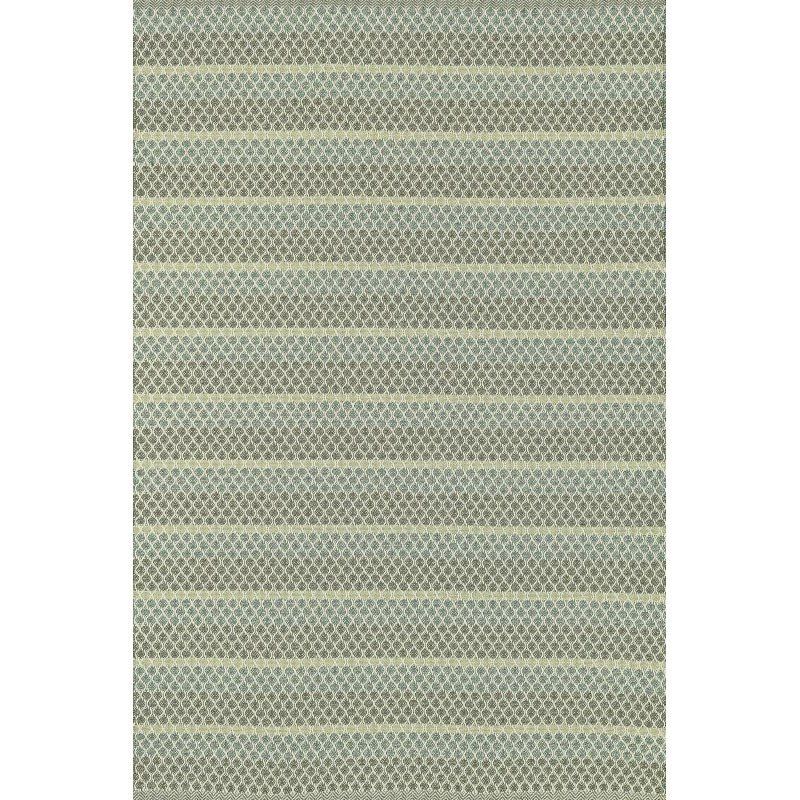 "Loloi Terra TE-03 Rug 5' x 7' 6"" Lagoon Rectangle"