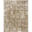 """Loloi Theia THE-02 Traditional Power Loomed 6' 7"""" x 9' 6"""" Rectangle Rug in Taupe and Gold (THEITHE-02TAGO6796)"""