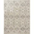 """Loloi Theia THE-06 Traditional Power Loomed 2' 10"""" x 12' 6"""" Runner Rug in Granite and Ivory (THEITHE-06GNIV2AC6)"""
