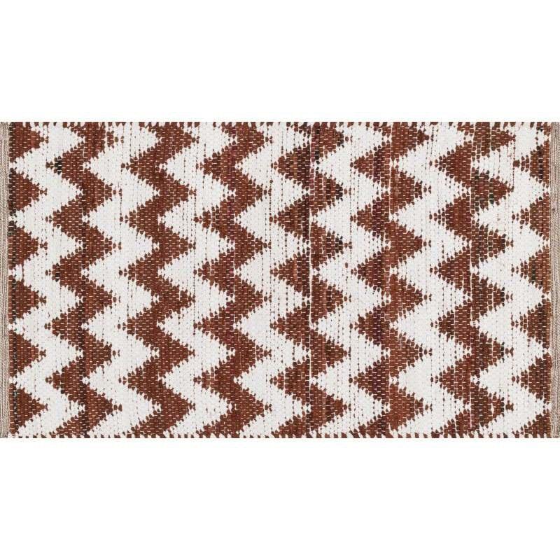 """Loloi Vivian VI-01 Rug 2' 3"""" x 3' 9"""" Brown Rectangle"""