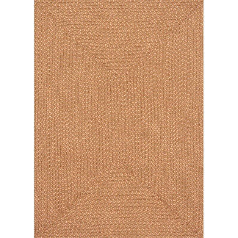 """Loloi Wylie WB-01 Rug 7' 9"""" x 7' 9"""" Orange Round"""