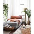"""Loloi x Justina Blakeney Collection P0777 Pillow 13"""" x 35"""" Cover Only in Rust (P030P0777RU00PI29)"""