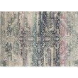 "Loloi Zehla ZL-01 Transitional Runner Rug 2' 7"" x 7' 7"" in Midnight and Multi (ZEHLZL-01MDML2777)"