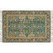"Loloi Zharah ZR-12 5' x 7' 6"" Rectangle Rug in Blue and Navy (ZHARZR-12BBNV5076)"