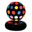 Lumisource Multi-Colored Rotating Disco Ball in Multi