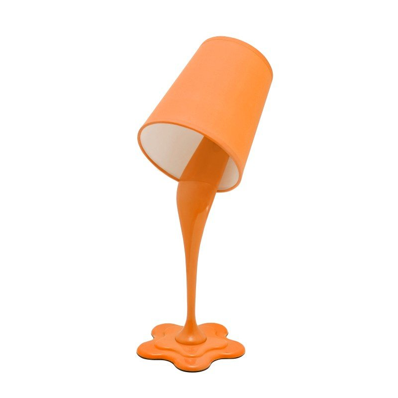 Lumisource Woopsy Lamp in Orange