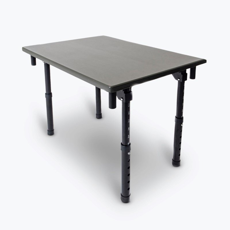 "Luxor 24"" Folding Student Desktop Desk in Charcoal (STUDENT-D)"