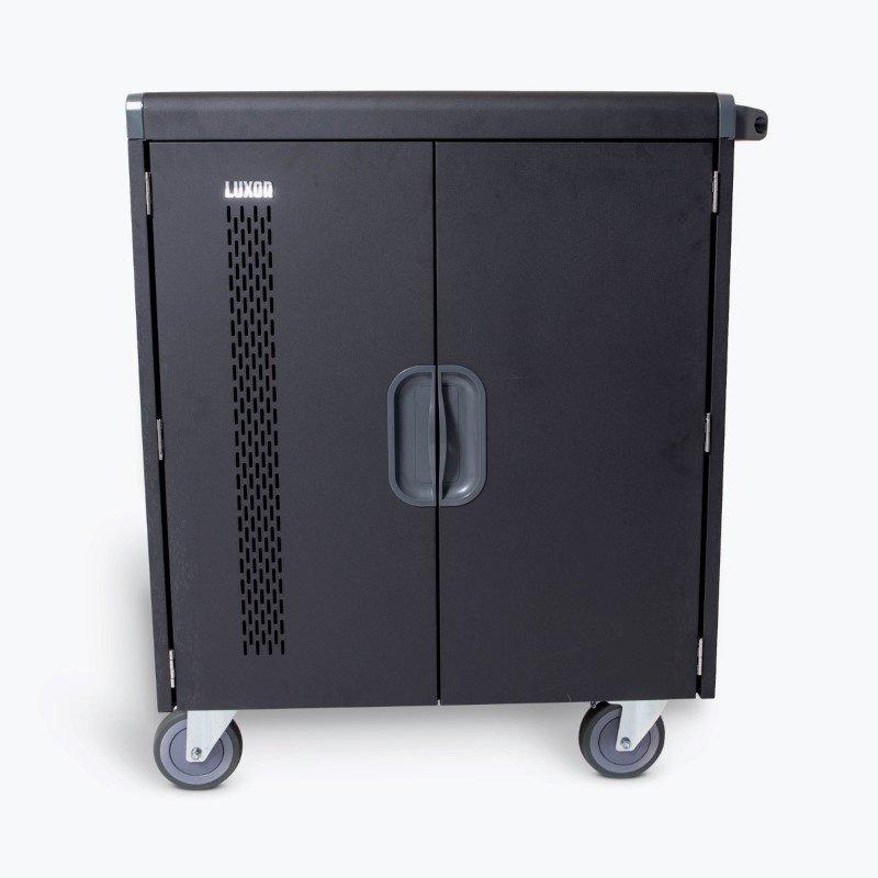 Luxor 32 Tablet Charging Unit w/Power in Black (LLTS32-B)