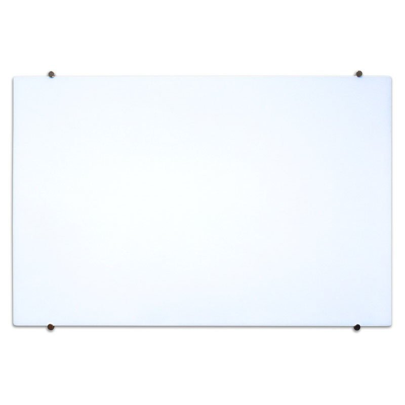 Luxor 60x40 Magnetic Wall-Mounted Glass Board (WGB6040M)