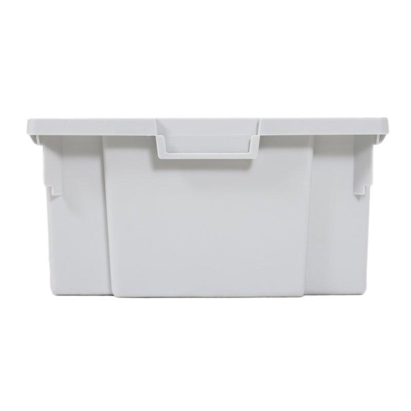 Luxor Stackable Storage Bins - 4 Large (MBS-BIN-4L)