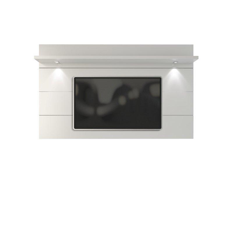 Manhattan Comfort Cabrini Panel 2.2 TV Stands & Entertainment Centers in White