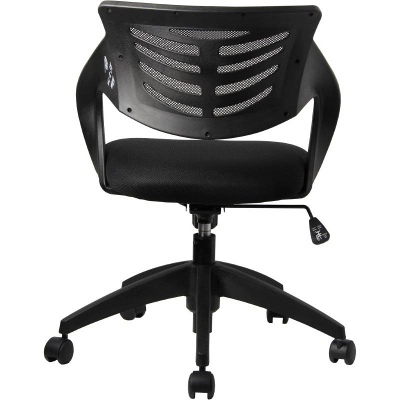 Manhattan Comfort Grove Mid-back Office Chair in Black