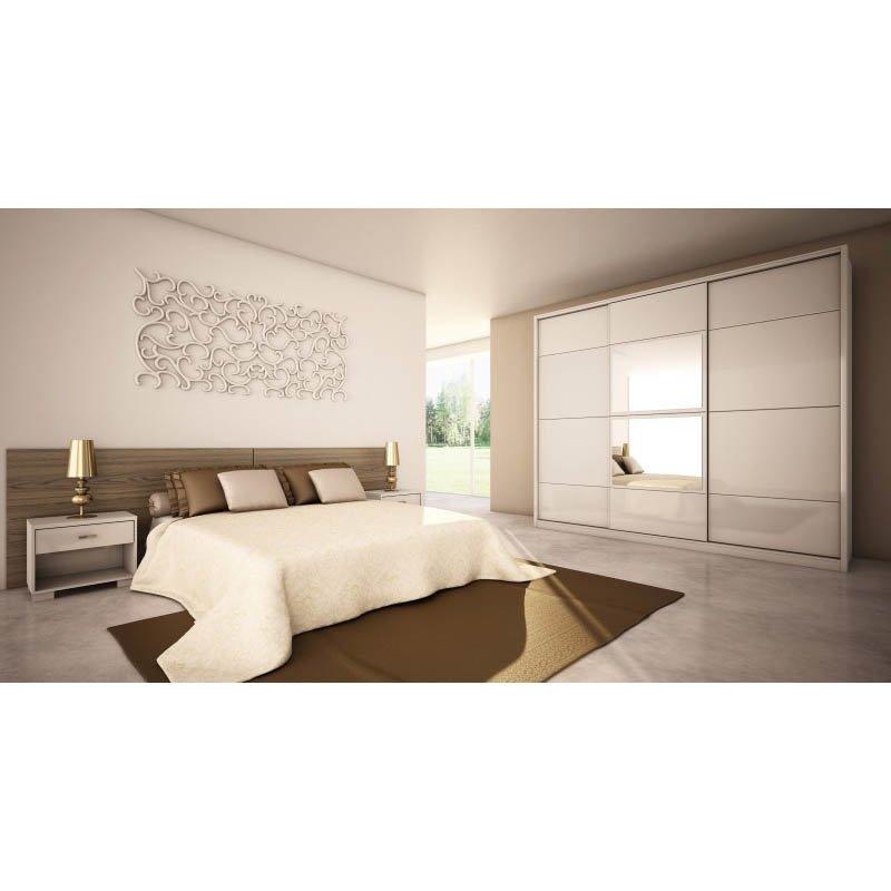 Manhattan Comfort Noho Wardrobe Armoires in White
