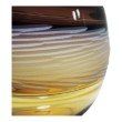 Moe's Home Collection Abalus Vase Short in Brown (HS-1023-03)