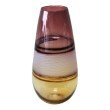 Moe's Home Collection Abalus Vase Tall in Brown (HS-1022-03)