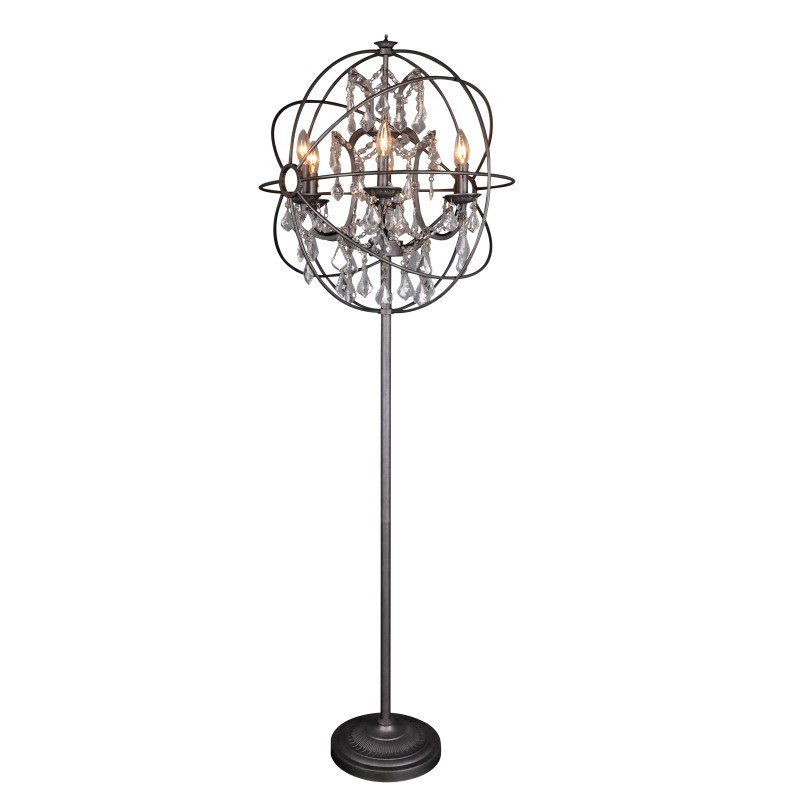 Moe's Home Collection Adelina Floor Lamp (RM-1013-20)