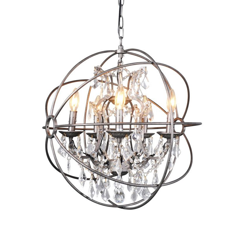 Moe's Home Collection Adelina Pendant Lamp in Medium (RM-1010-20)