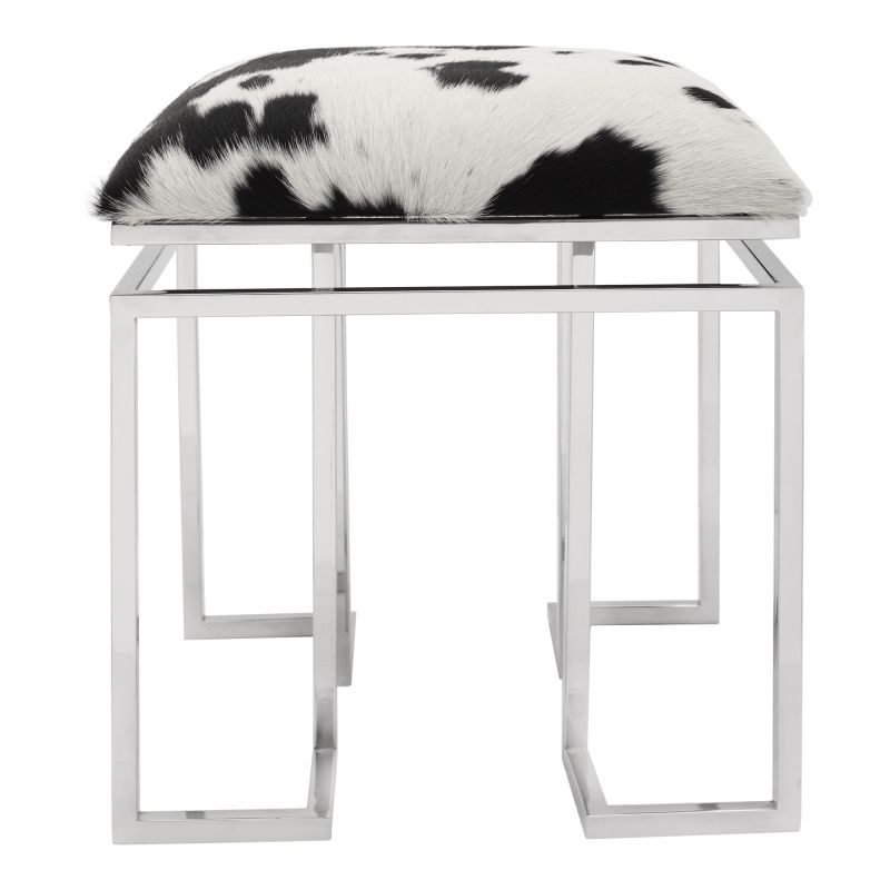 Moe's Home Collection Appa Stool Square (OT-1004-30)