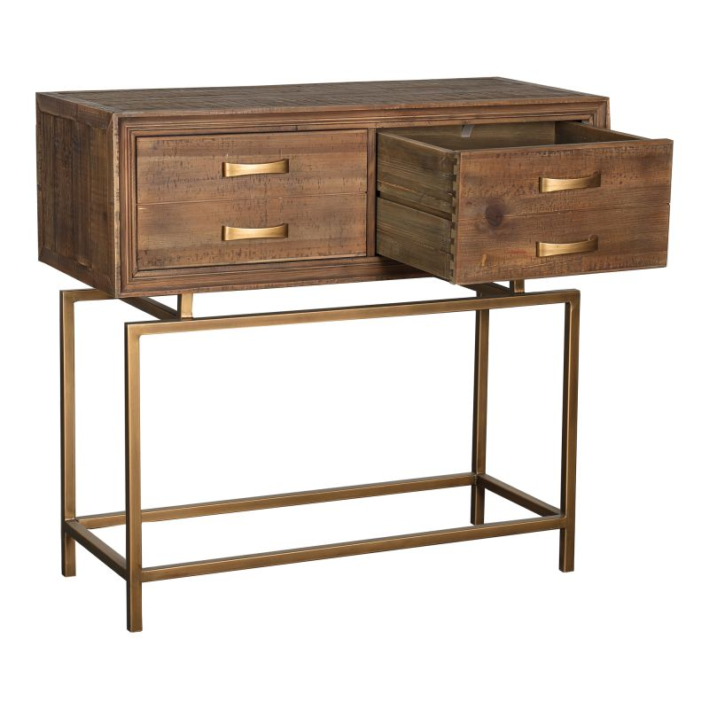 Moe's Home Collection Aristocrat Small Console Table (VL-1035-24)