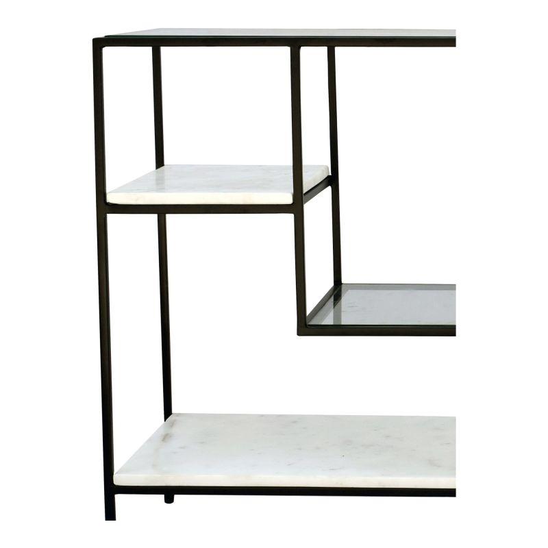 Moe's Home Collection Banswara Marble Disply Shelf (FI-1086-37)