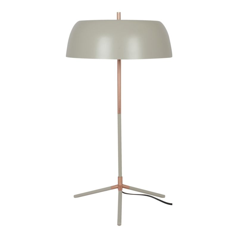 Moe's Home Collection Barrett Table Lamp Grey (FD-1036-15)