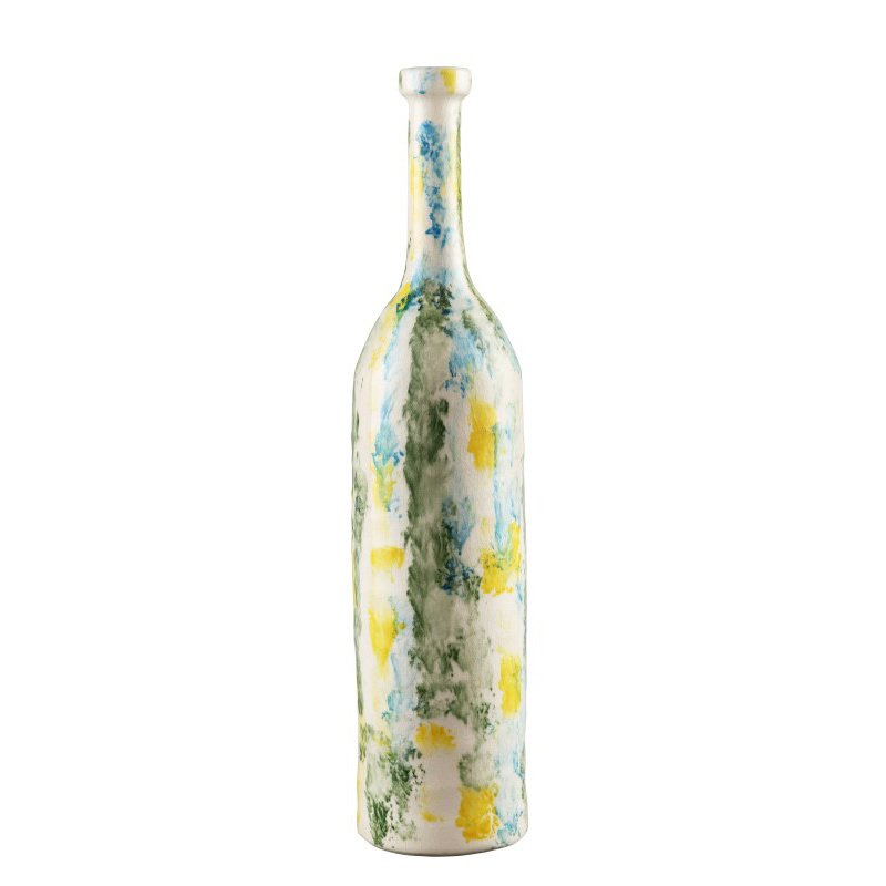 Moe's Home Collection Bombola Vase in Large Multi (PY-1106-37)