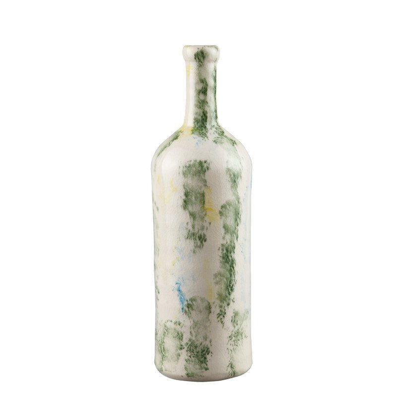 Moe's Home Collection Bombola Vase in Small Multi (PY-1105-37)