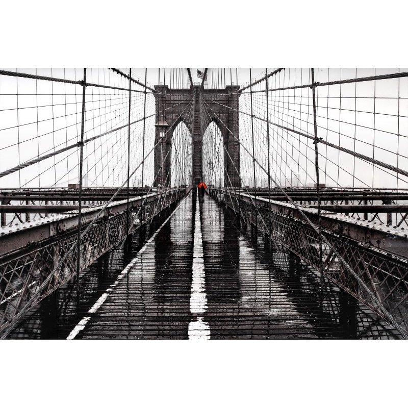 Moe's Home Collection Brooklyn Bridge Wall Decor (FX-1199-37)
