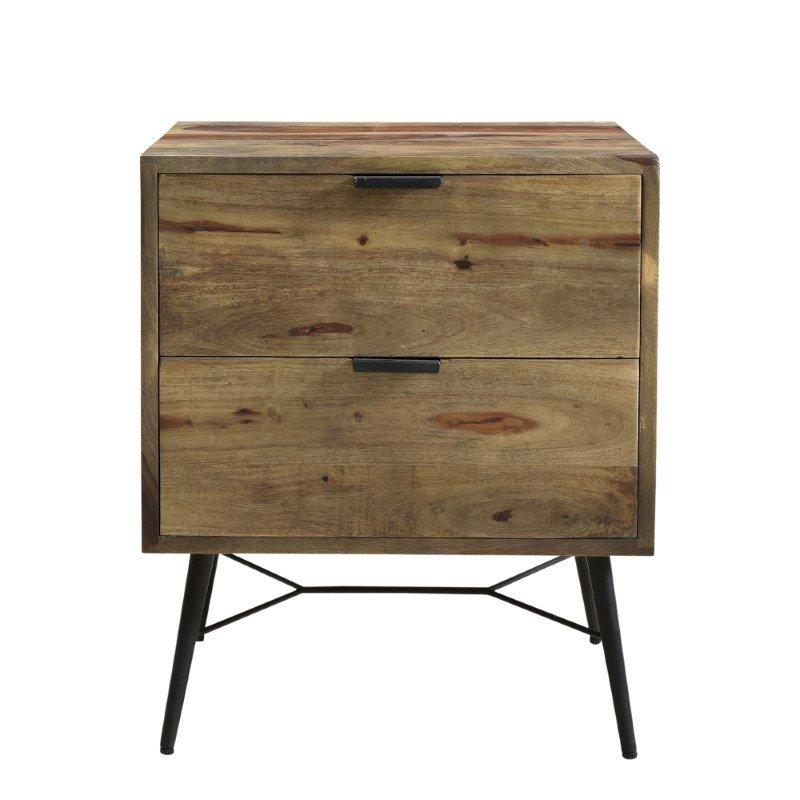 Moe's Home Collection Camari Nightstand in Natural (IK-1007-24)