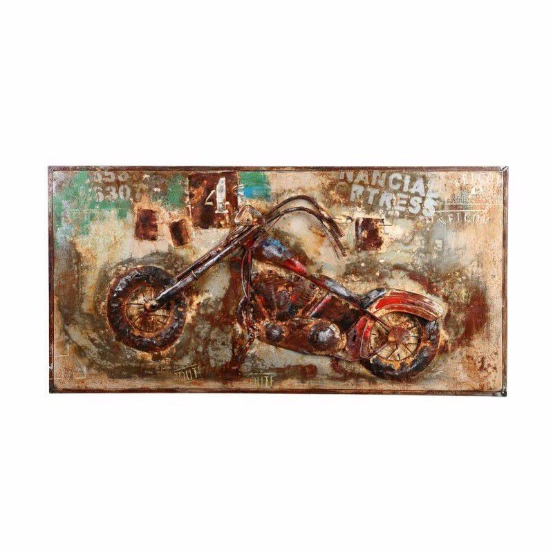 Moe's Home Collection Chopper Wall Decor (ZG-1037-37)