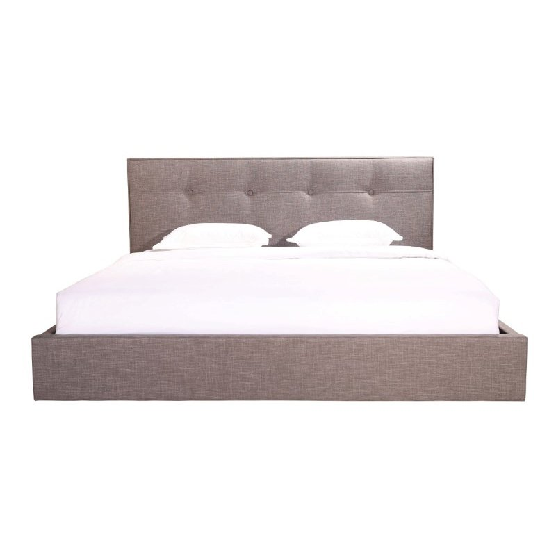 Moe's Home Collection Cornell Bed in Queen (RN-1068-29)