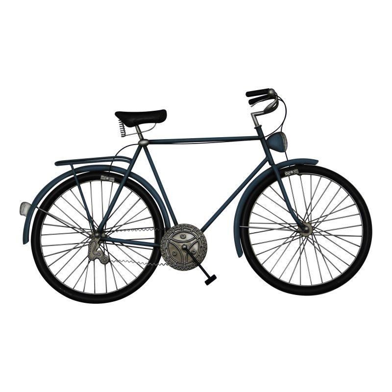 Moe's Home Collection Cruiser Bike Blue (MQ-1002-26)