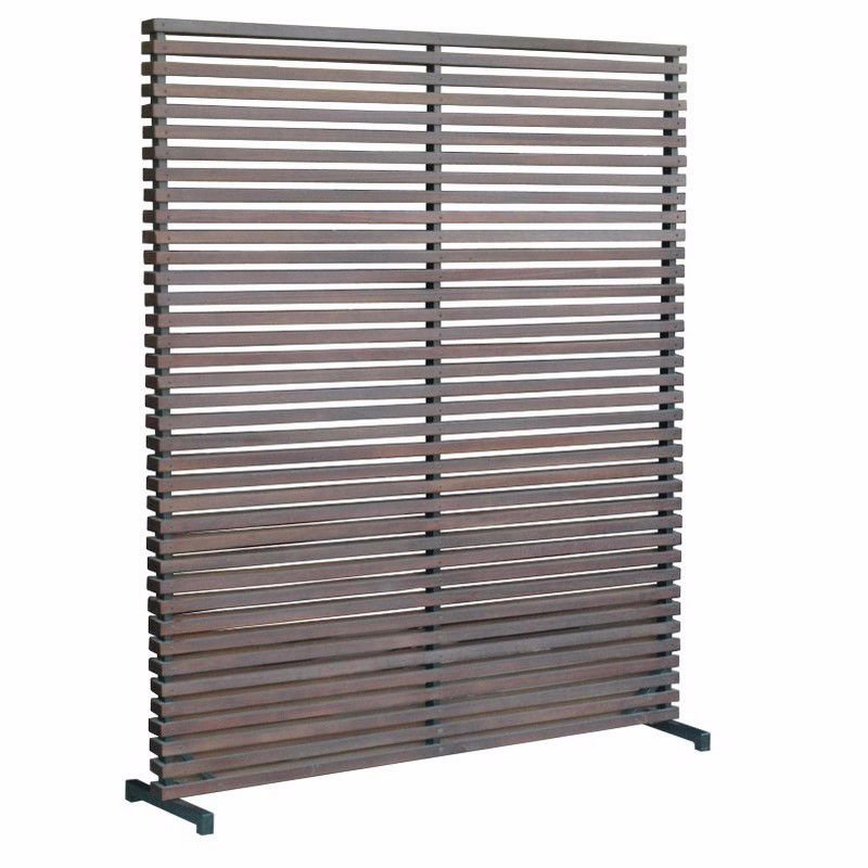 Moe's Home Collection Dallin Screen in Brown (CV-1012-24)