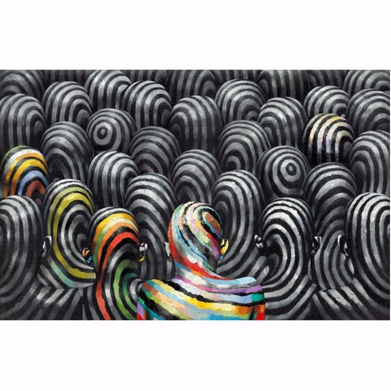 Moe's Home Collection Dreamland Wall Decor (RE-1028-37)