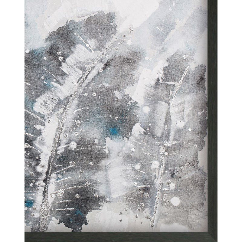 Moe's Home Collection First Frost Wall Decor (WP-1213-37)