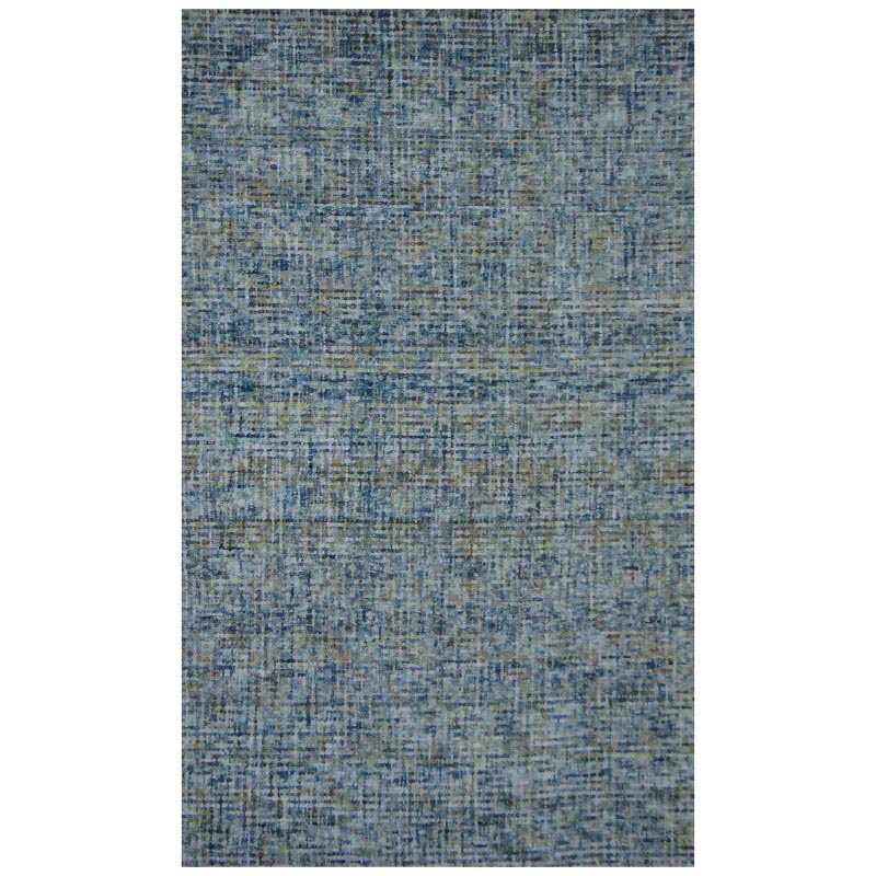 Moe's Home Collection Flamenco 8X10 Rug in Blue Dream (JH-1008-34)