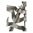 Moe's Home Collection Flock Of Laridae Wall Decor in Antique Silver (HW-1087-52)
