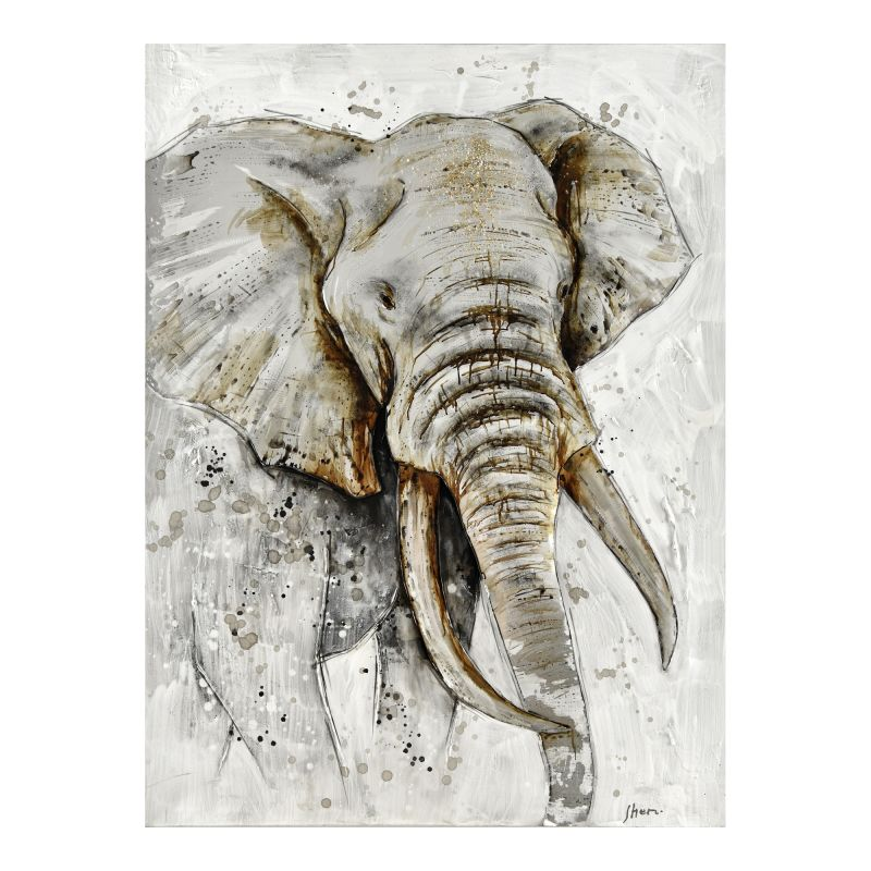 Moe's Home Collection Friendly Giant Wall Decor (JQ-1015-37)