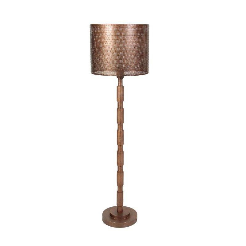 Moe's Home Collection Galvin Floor Lamp in Bronze (TB-1007-31)
