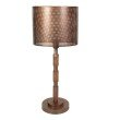 Moe's Home Collection Galvin Table Lamp in Bronze (TB-1014-31)