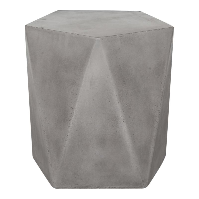 Moe's Home Collection Gem Outdoor Stool (BQ-1023-25)