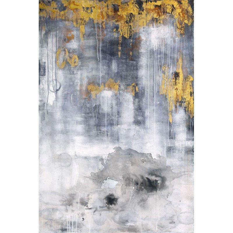 Moe's Home Collection Gold Rain Wall Decor (FX-1165-37)