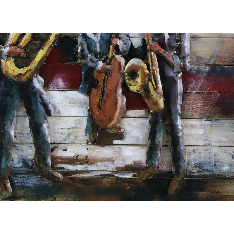 Moe's Home Collection Jazz Quartet Wall Decor (CM-1005-37)