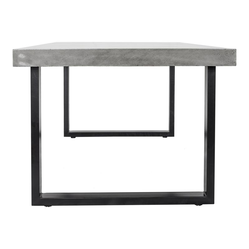 Moe's Home Collection Jedrik Outdoor Dining Table Large (BQ-1018-25)