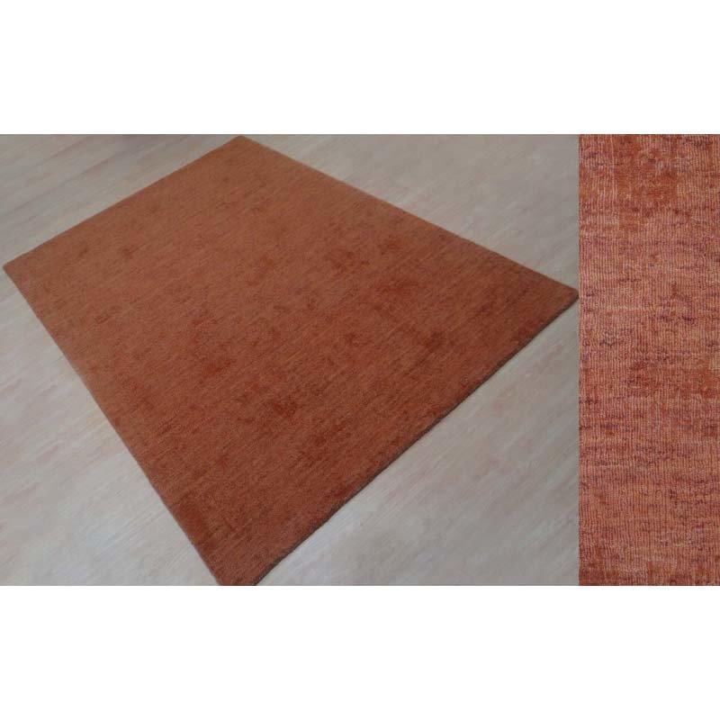 Moe's Home Collection Jitterbug 5X8 Rug in Burnt Orange (JH-1003-12)